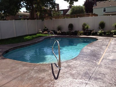 Concrete Pool Decks Photo Gallery Inspiration Concrete Pool Deck Gallery Solid Ground Concrete Incbuffalo Ny